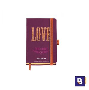 AGENDA 2018 MIQUELRIUS DIA PAGINA CHIC AND LOVE 31134
