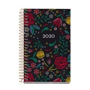 AGENDA ANUAL 2020 MIQUELRIUS CADDY 80X125 SEMANA/VISTA MANILA 39071