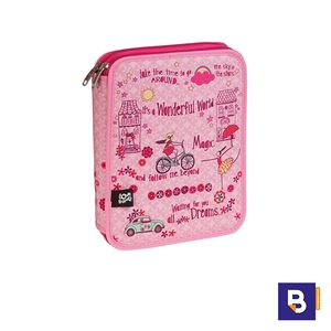 PLUMIER DOBLE MAGIC BUSQUETS 17.024.08910