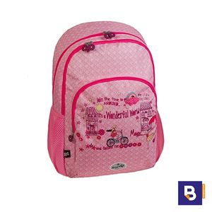 MOCHILA DOBLE MAGIC BUSQUETS 17.075.08910