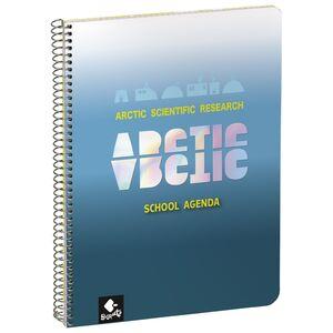 AGENDA ESCOLAR 2021/22 ARCTIC SCIENTIFIC RESEARCH BUSQUETS