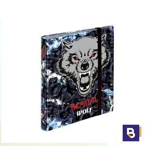 CARPEBLOC DIS 2 BESTIAL WOLF 20.210.04910