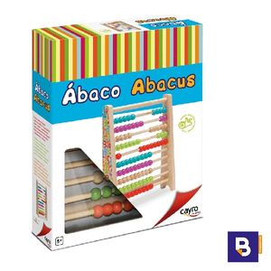 ABACO MADERA CAYRO THE GAMES 8105