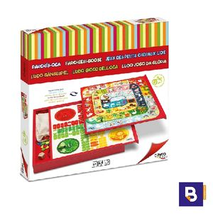 PARCHIS OCA MADERA CAYRO THE GAMES 860
