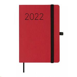 AGENDA ANUAL FINOCAM 2022 LISA FA5 1D/P ROJO 883403022