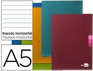 LIBRETA SCRIPTUS A5 HORIZONTAL 48 HOJAS 90 GRAMOS