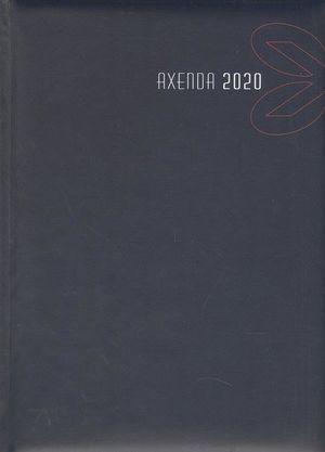 (2020).AXENDA DIETARIO XERAIS CARTONE