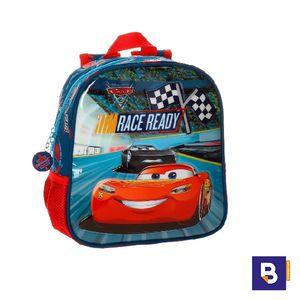 MOCHILA PEQUEÑA CARS RACE JOUMMA BAGS 21520B1