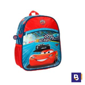 MOCHILA CARS RACE JOUMMA BAGS 21522B1