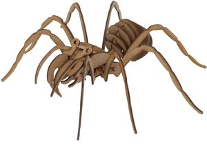 MAQUETA WOOD MODELS TARANTULA POCKET