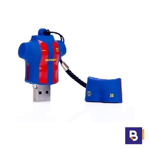 MEMORIA USB 16 GB F.C. BARCELONA TECH1TECH
