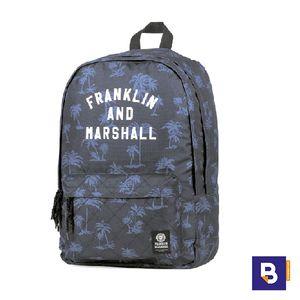 MOCHILA SENFORT FRANKLIN AND MARSHALL AZUL 172MB703.75