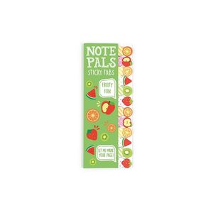 NOTE PALS STICKY TABS FRUITY FUN OOLY 121-013
