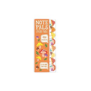 NOTE PALS STICKY TABS MINI MUSHOOMS OOLY 121-015