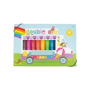 ROTULADORES DOUBLE DIP ICE CREAM OOLY 12 COLORES 130-0422