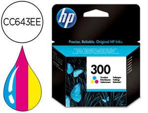 CARTUCHO INK-JET HP Nº300 TRICOLOR 165 PAG