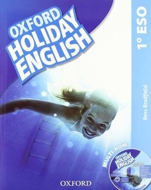 (12).HOLIDAY ENGLISH 1 ESO (+CD)