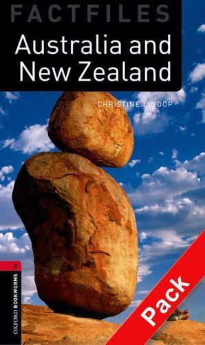 3.FACTFILES/AUSTRALIA & NEW ZEALAND (+CD)
