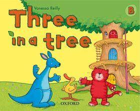 (10).THREE IN A TREE (B).(+CD) CLASSBOOK (5 ANOS)