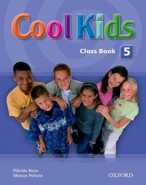 (06).COOL KIDS 5O.PRIM (CLASS BOOK)
