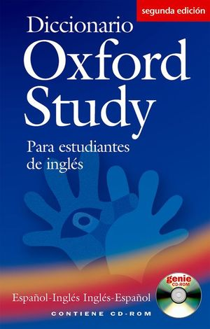 DICCIONARIO ESPAÑOL INGLES-INGLES ESPAÑOL OXFORD STUDY