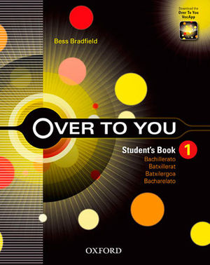 (13).OVER TO YOU 1ºBACH.(STUDENT BOOK)