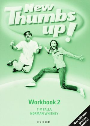 INGLES NEW THUMBS UP! 2 WORKBOOK ED.2003 - OXFORD