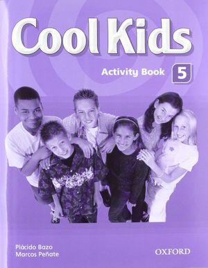 (07).COOL KIDS 5O.PRIM (ACTIVITY+CD)