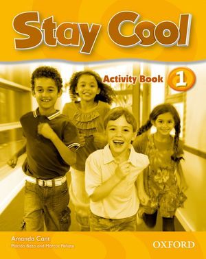 STAY COOL 1ºEP 11 ACTIVITY BOOK