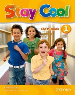 STAY COOL 1ºEP 11 CLASS BOOK