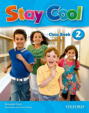 (11).STAY COOL 2O.PRIM.(CLASS BOOK+CD)