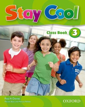 (11).STAY COOL 3O.PRIM.(CLASS BOOK+CD)