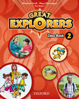 GREAT EXPLORERS 2 CLASS BOOK