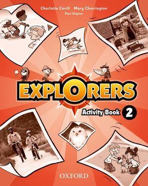 EXPLORERS 2ºEP 11 ACTIVITY