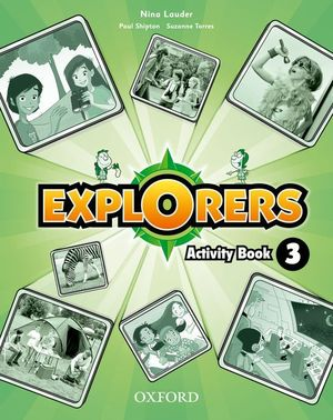 (11).EXPLORERS 3º.PRIM.(ACTIVITY BOOK)