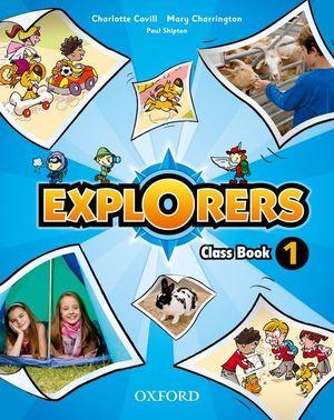 (11)EXPLORERS 1 (CLASS BOOK)