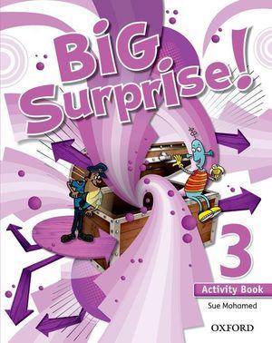 BIG SURPRISE! 3º.PRIM.(ACTIVITY+MULTIROM PACK)