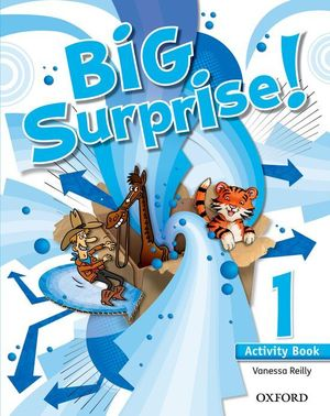 BIG SURPRISE! 1º.PRIM.(ACTIVITY BOOK)