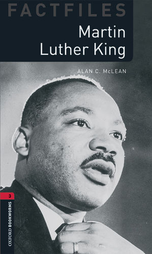 STAGE 3 MARTIN LUTHER KING +MP3 PACK AUDIO