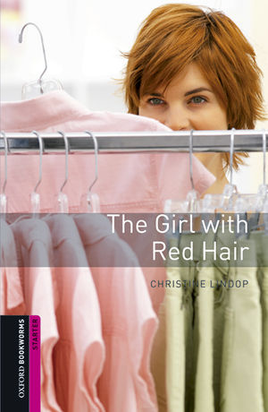 OXFORD  STARTER. THE GIRL WITH RED HAIR MP3 PACK