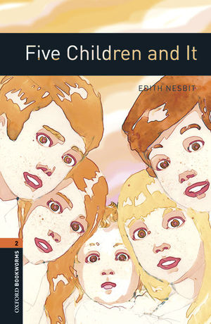 OXFORD BOOKWORMS 2. FIVE CHILDREN AND IT MP3 PACK