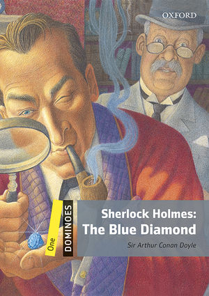 DOMINOES 1 SHERLOCK HOLMES: THE BLUE DIAMOND
