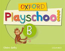 (08).OXF.PLAYSCHOOL (B).CLASSBOOK (5 A¥OS)