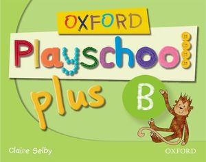 (08).OXF.PLAYSCHOOL PLUS (B).CLASSBOOK (5 AÑOS)