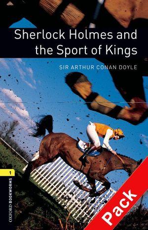 SHERLOCK HOLMES AND SPORT OF KINGS.(+CD) (BKWL.1)