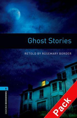GHOST STORIES (BKWL.5) (+CD)