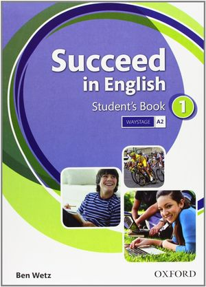 SUCCEED IN ENGLISH 1º.ESO (STUDENT'S BOOK)