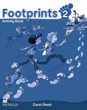 FOOTPRINTS 2 ACTIVITY