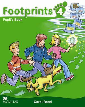 FOOTPRINTS 4 PUPIL