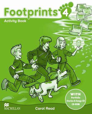 FOOTPRINTS 4 ACTIVITY PACK